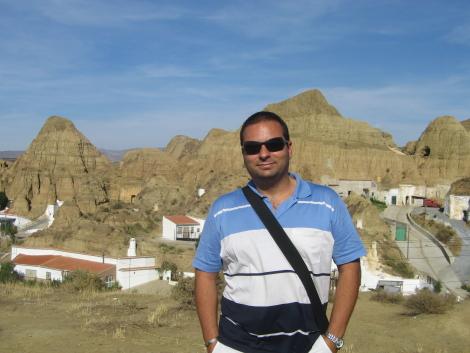 Barrio de las Cuevas, Guadix