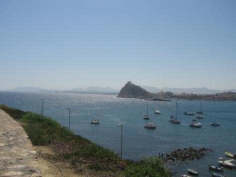 Bahía de Aguilas
