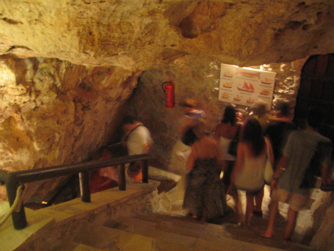 Cuevas de Dragut, Cullera