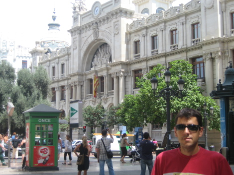 Edificio de Correos, Valencia