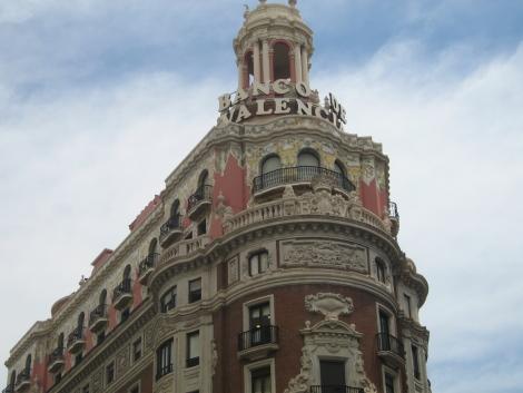 Edificio del Banco de Valencia