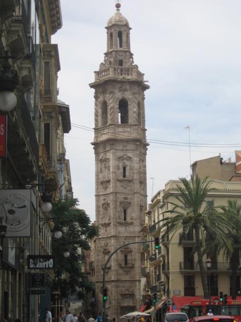 Torre de Santa Catalina, Valencia
