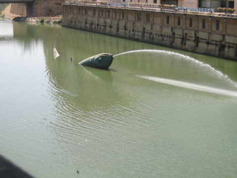 Monumento homenaje a la sardina, Murcia