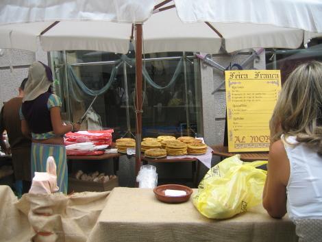 Tortillas Feira franca