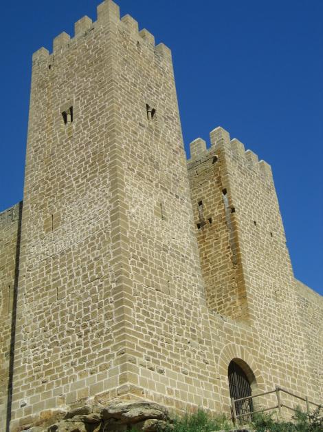Castillo de Sadaba