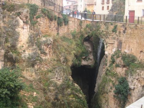 Molinos, Barranco de San Nicolas, Teruel