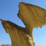 Tour murciano, Gredas de Bolnuevo, la Manga y Cabo de Palos