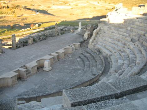 Teatro Romano de Segobriga