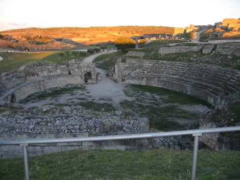 Anfiteatro Romano de Segóbriga
