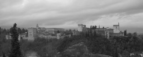 La Alhambra desde Albaicín