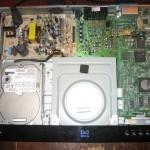 Cambiar el lector DVD de un LG  DBRH-197