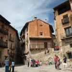 Albarracín, Cascada del Molino de San Pedro y Cascada del Molino Viejo